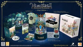 Ni No Kuni 2 : L'avènement d'un nouveau royaume édition collector du roi (PC)
