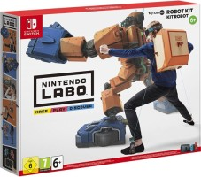 Kit Robot Nintendo Labo