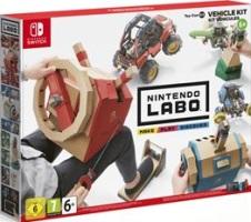 Kit véhicules Nintendo Labo (Switch)