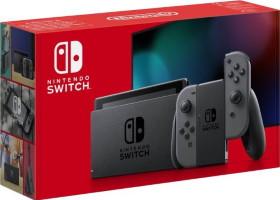 Nouvelle Nintendo Switch avec joy-con gris