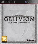 The elder scrolls: Oblivion édition 5ème anniversaire (PS3)