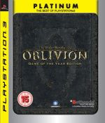 The Elder Scrolls IV: Oblivion version Game Of The Year Edition [Platinum] (PS3)