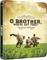 O' Brother édition steelbook (blu-ray)