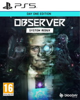 Observer: System Redux édition Day One (PS5)
