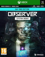 Observer: System Redux édition Day One (Xbox)