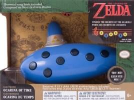 "Ocarina ""Zelda"" version 30 ans"