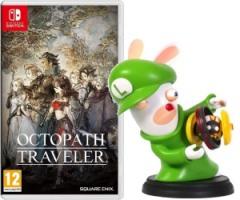 """Figurine """"Mario & les lapins crétins"""" offerte pour l'achat d'un jeu Switch"""