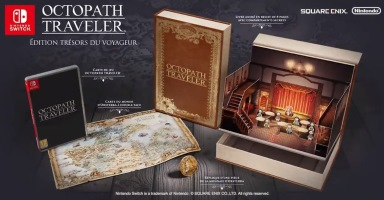 Octopath Traveler édition collector (Switch)