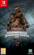 Oddworld : La fureur de l'étranger édition limitée (Switch)