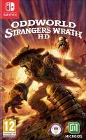 Oddworld : La fureur de l'étranger (Switch)