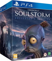 Oddworld Soulstorm oddition collector (PS4)
