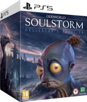 Oddworld Soulstorm oddition collector (PS5)