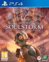 Oddworld Soulstorm oddition Day One (PS4)