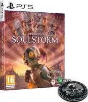 Oddworld Soulstorm oddition Day One (PS5) + porte-clé offert