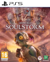 Oddworld Soulstorm oddition Day One (PS5)