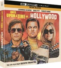 Once Upon a Time in... Hollywood édition collector (blu-ray 4K)