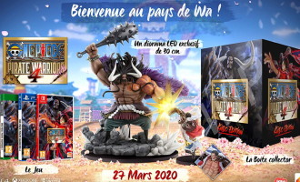 One Piece: Pirate Warriors 4 édition collector