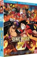 One Piece Z édition limitée (blu-ray)
