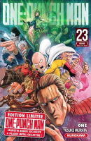One-punch man tome 23 édition collector