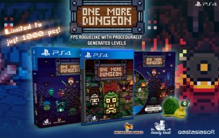 One More Dungeon édition limitée (PS4)