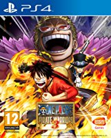 One Piece Pirates Warriors 3 (PS4)