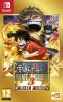 One Piece: Pirate Warriors 3 édition Deluxe (Switch)