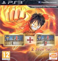 One Piece: Pirate Warriors + Pirate Warriors 2 (PS3)