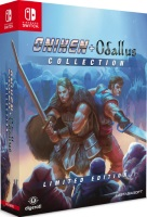 Oniken + Odallus Collection édition limitée (Switch)