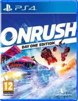 Onrush édition Day One (PS4)