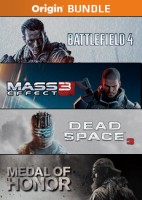 Battlefield 4 + Dead Space 3 + Mass Effect 3 + Medal of Honor (PC)