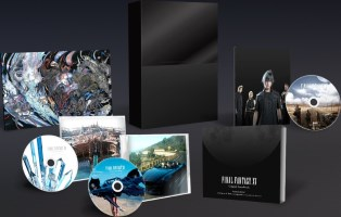 "OST ""Final Fantasy XV"" [FR] à 39.99€"