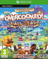 Overcooked: All You Can Eat (Xbox Series X)
