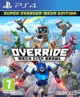 Override Mech City Brawl Super Charged Mega Edition (PS4)