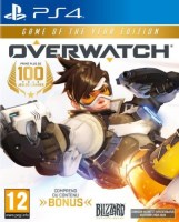 Overwatch édition GOTY (PS4)