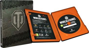 Pack de combat World of Tanks (PC)