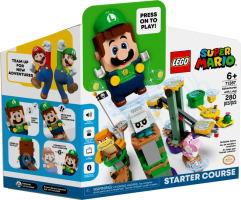 """Pack de démarrage """"Les aventures de Luigi"""""""