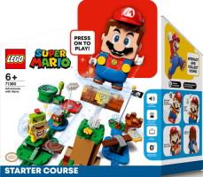 Pack de démarrage Lego Super Mario
