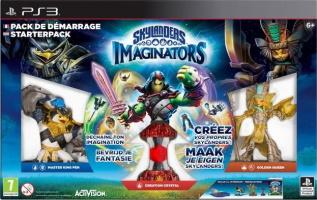 """Pack de démarrage """"Skylanders Imaginators"""" (PS3)"""