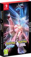 Pack duo Pokémon Diamant étincellant et Perle scintillante (Switch)
