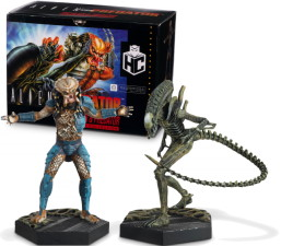 Pack de Figurines Alien vs Predator