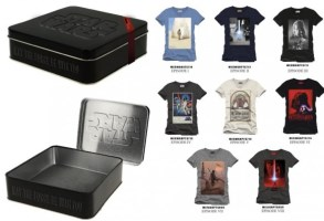 Pack de 8 t-shirts Star Wars