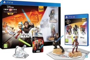 Pack de démarrage Disney Infinity 3.0 : Star Wars (PS4)
