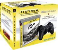 Pack Dual Shock 3 + GT5 Prologue Platinum (PS3)