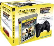 Pack Dual Shock 3 + Ratchet & Clank Platinum (PS3)