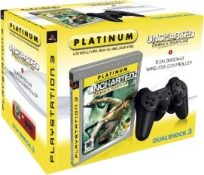 Pack Dual Shock 3 + Uncharted Platinum (PS3)