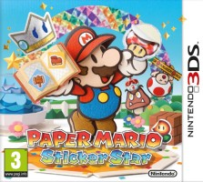 Paper Mario Sticker Star (3DS)
