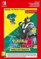 """Pass d'extension """"Pokémon Epée et Bouclier"""""""