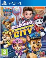 Pat Patrouille : A la rescousse d'Adventure City (PS4)
