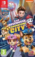 Pat Patrouille : A la rescousse d'Adventure City (Switch)
