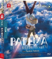 Patema et le monde inversé (blu-ray)